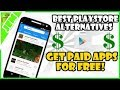 Top 6 best Google play store alternatives(2017)