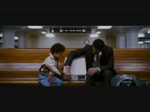 Wil smith The Pursuit of Happyness Subway scene