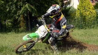8. I LOVE MY BIKE! (Kawasaki KX 125)