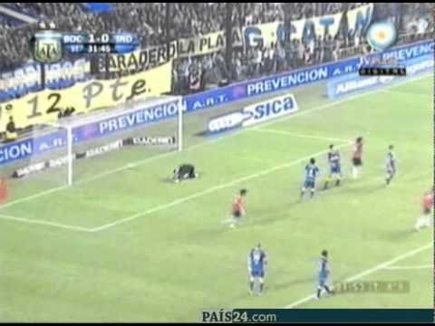 Boca Juniors 1 - 1 Independiente (Clausura 2011)