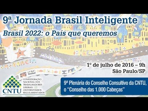 9ª Jornada Brasil Inteligente – Plenária do Conselho Consultivo