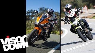 7. Honda CBR500R / CB500F review | Visordown road test
