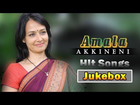 Actress Amala Hit Video Songs Jukebox || Birthday Special