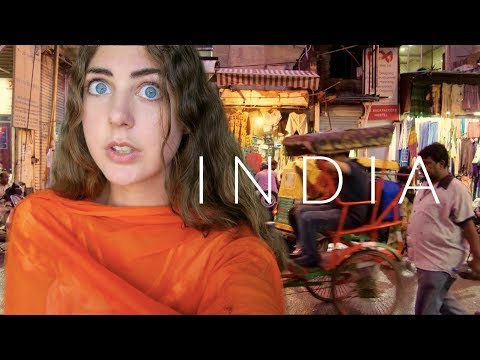 Download INDIA First Impressions! HD Mp4 3GP Video and MP3