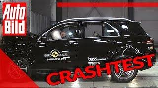 Mercedes GLE (2019): Euro NCAP-Crashtest - Details - SUV by Auto Bild