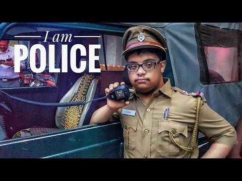 Watch video Stevin Mathew: I Am a Policeman