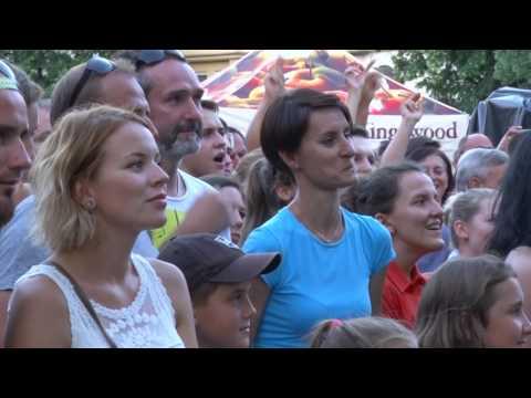 Koncert TATA BOJS v Uherském Hradišti
