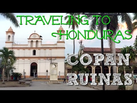 TRAVELING TO HONDURAS // Welcome to Copán Ruinas