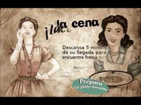 Gobierno de Expaña: campaña del área de igualdad de género