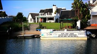 St. Francis Bay South Africa  city photo : Brisan on the Canals B&B - Accommodation St Francis Bay South Africa - Africa Travel Channel