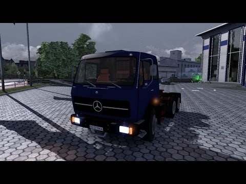 Mercedes Benz NG1632 V2.5