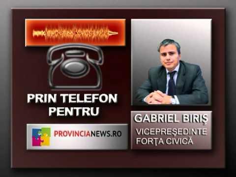 TELEFON GABRIEL BIRIS PROVINCIA