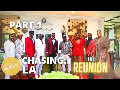 Chasing: LA   The Reunion Hosted by Misster Ray [Part 1] (Season 1, Episode 9)