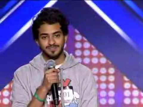 تجارب الأداء علي المحياوي تنقذه كارول - The X Factor 2013