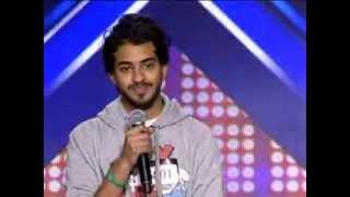 كارول تنقذ المشترك علي حامد في The X Factor