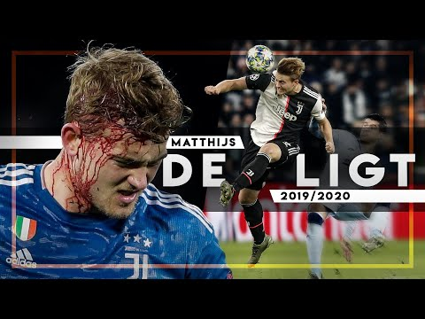 Matthijs de Ligt - Complete Defender 2020 (HD)
