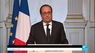 "Video REPLAY - François Hollande : ""Je voterai Emmanuel Macron"" : Présidentielle 2017 en France MP3, 3GP, MP4, WEBM, AVI, FLV Juni 2017"