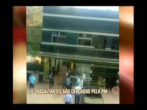 Bandidos explodem caixa eletrônico em São Gonçalo do Pará