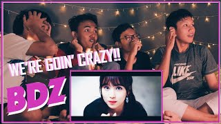 Video REACT TO「BDZ」(BULLDOZER) TWICE MV - Indonesia MP3, 3GP, MP4, WEBM, AVI, FLV Agustus 2018