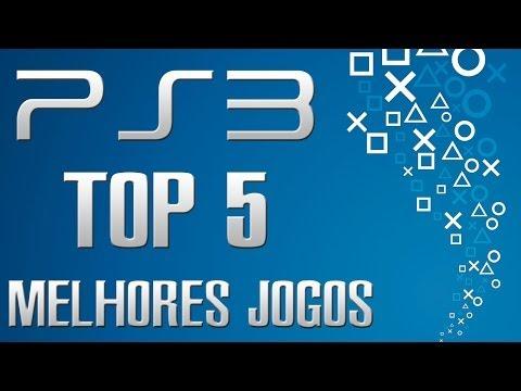 TOP 5: Melhores jogos exclusivos do Playstation 3