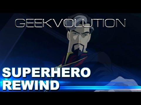 Superhero Rewind | Doctor Strange: The Sorcerer Supreme