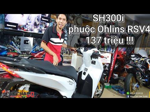 SH300i Đỉnh cao vô Ohlins Rsv4,Carbon Fiber + Brembo M50 + 2 đĩa 320 bởi Kỹ Sư Hẻm - Thời lượng: 10:51.