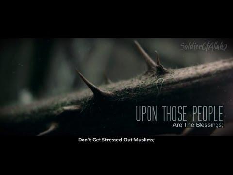 Don't Be Sad : Allah Knows (Islamic reminder in English)