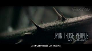 Allah-SWT.com Don't Be Sad : Allah Knows