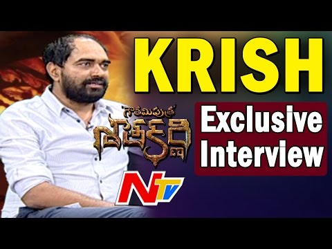 Director Krish Exclusive Interview