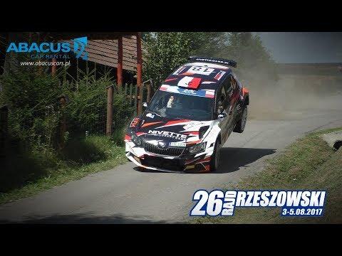 26 Rajd Rzeszowski 2017 & ABACUS
