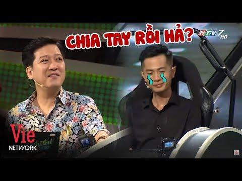 Trường Giang liên tục đá xoáy khi biết Huỳnh Phương đang thất tình | Nhanh Như Chớp mùa 2 2019 - Thời lượng: 13:04.