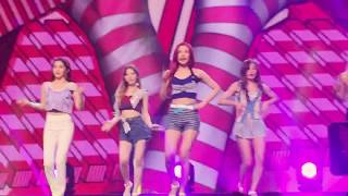 [MUSIC BANK IN SINGAPORE] Red Velvet - Rookie