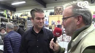 wijnproeverij bij Henk Peter