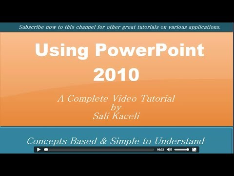 All You Need to Know About PowerPoint