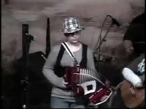 FricasseeCajun Band - Cajun Princess Gracie Babineaux