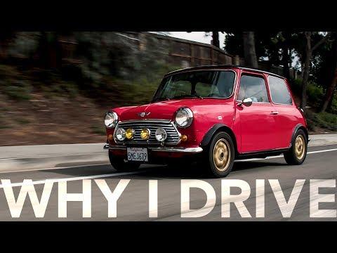 More Fun than Fast: Jennilee's 1973 Mini | Why I Drive - Ep. 4 (видео)