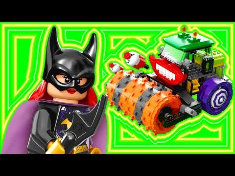 LEGO Batman Joker Steam Roller 76013 DC Super Heroes Build AND Review