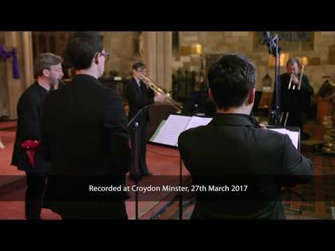Coperario - Fantasia a6 / The English Cornett & Sackbut Ensemble