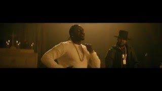 Pusha T - M.F.T.R. (Featuring The-Dream) (Official Music Video)