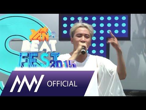 Anh Là Của Em Live - Karik (YAN Beatfest 2015)