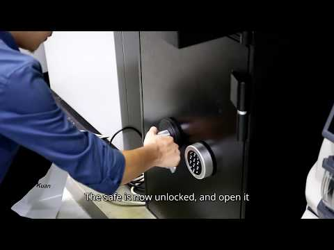 KUAN Series Cash Deposit System - CIT Process