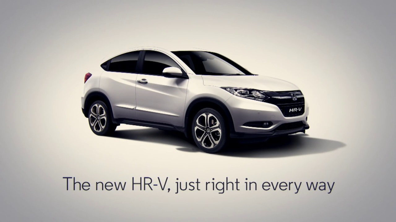 Clever Honda thinking | HR-V CONNECT