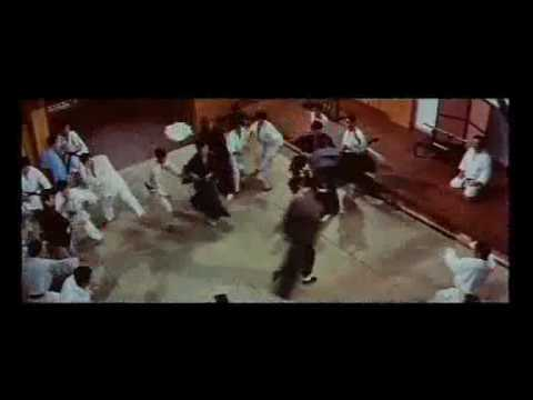 Bruce Lee VS Escuela Japonesa