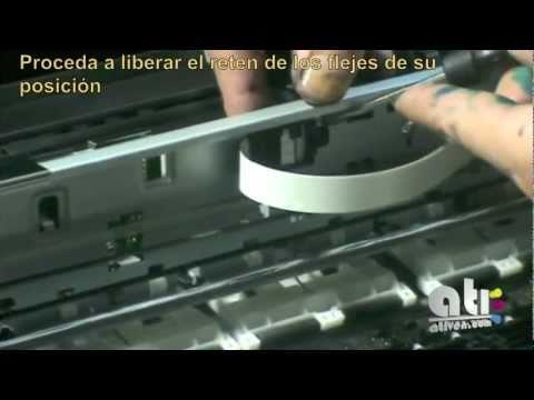 Epson Tx125 Reseteador Epson Tx125 Problemas Con La Epson T50