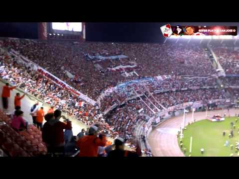 Video - CHE BOSTERO VIGILANTE + MIX - River Plate vs San Jose - Copa Libertadores 2015 - Los Borrachos del Tablón - River Plate - Argentina