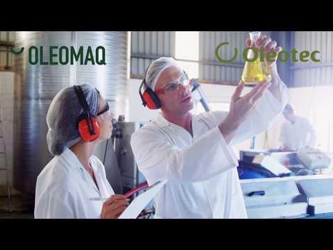 Oleomaq-Oleotec 2021 con el Covid-19