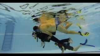 Zwembadtraining bij OVWW