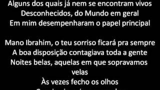 image of Era Uma Vez - Mundo Segundo (LETRA)