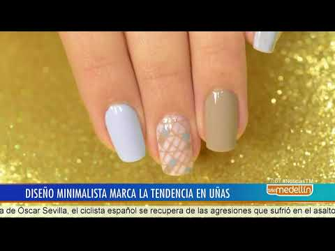Decoracion de uñas - Colores fuertes y diseños minimalistas, nuevas tendencias en uñas [Noticias] - Telemedellín