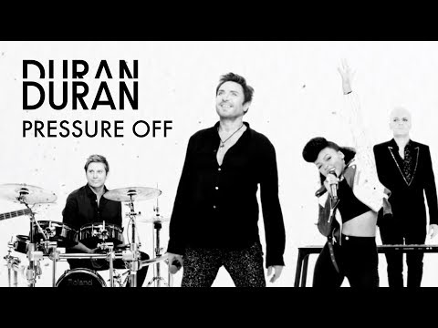 デュラン・デュラン「Pressure Off(feat. Janelle Monáe and Nile Rodgers)」Official Video
